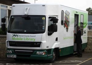 ndMobylib2 phot PT 8 10 2007Dorsets new High Tech Mobile Library